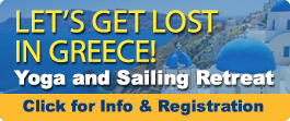 Greece Sailing & Yoga Retreat